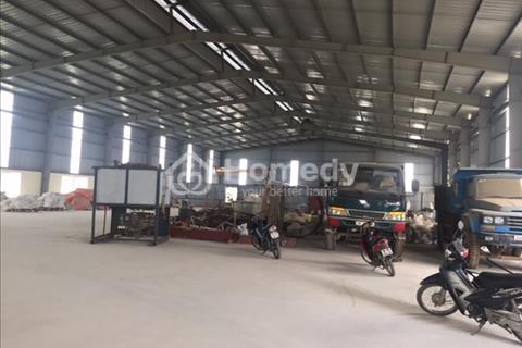 Cho thuê kho xưởng. Diện tích 1.300 m2 tại khu công nghiệp Đại Đồng, Bắc Ninh