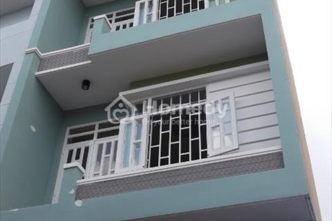 Nhà 4 x 11,2 m 2 lầu, hẻm xe hơi đường Lê Đình Cẩn gần tỉnh lộ 10 giá rẻ