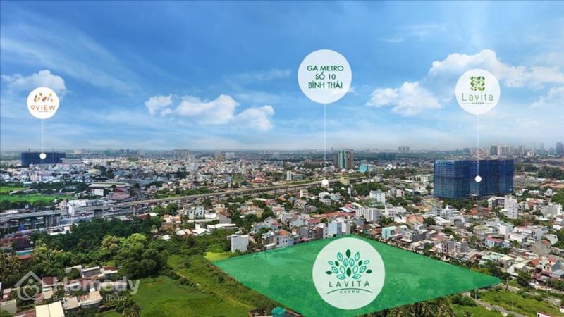 Dự án Lavita Charm TP Hồ Chí Minh - ảnh giới thiệu