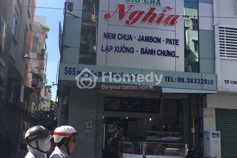 Nhà mặt tiền Hoa Phượng, Phường 2, Quận Phú Nhuận