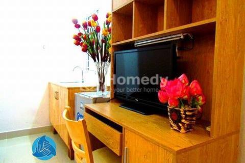 Cho thuê căn hộ cao cấp tại Lê Văn Sỹ, full nội thất, an ninh cực tốt