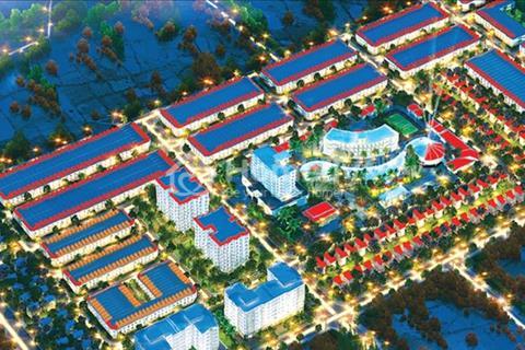 Mở bán 40 lô duy nhất, vị trí đẹp nằm ngay trung tâm khu đô thị du lịch Hoàng Long