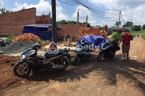 Đất thổ cư Nguyễn Thị Định. Diện tích 120 m2, sổ hồng