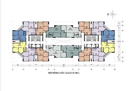 Chính chủ cho thuê căn hộ cao ốc Thịnh Vượng Q2