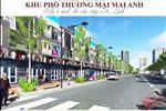 Dự án có tổng diện tích 20.672 m2 quy hoạch gồm 140 nhà phố thương mại được thiết kế theo phong cách hiện đại, sang trọng, tiện nghi, cung cấp đầy đủ các dịch vụ sống cho cư dân trong khu vực.