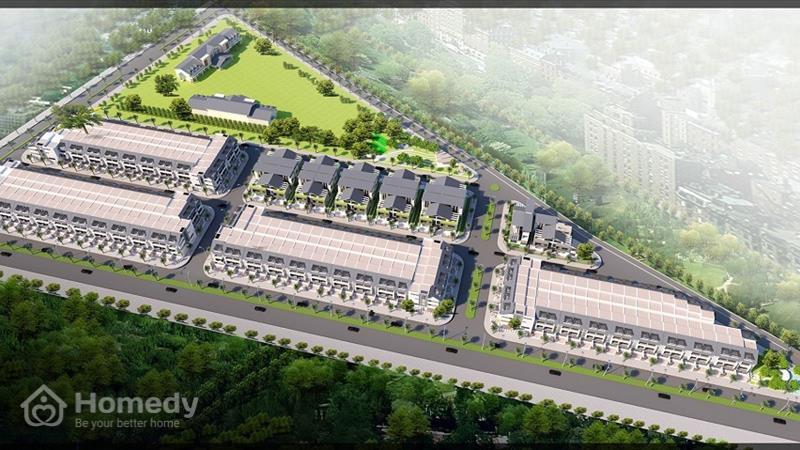 Dự án Khu dân cư Bàn Thành Bình Định - ảnh giới thiệu