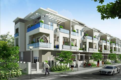 Bán nhà phố 4 tấm ngay khu cao cấp Phú Mỹ Hưng dân cư đông đúc, tiện ích gần nhà
