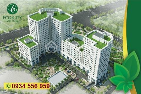 Eco City Việt Hưng căn hộ đẳng cấp có bể bơi đầu tiên tại khu đô thị Việt Hưng giá từ 1,8 tỷ