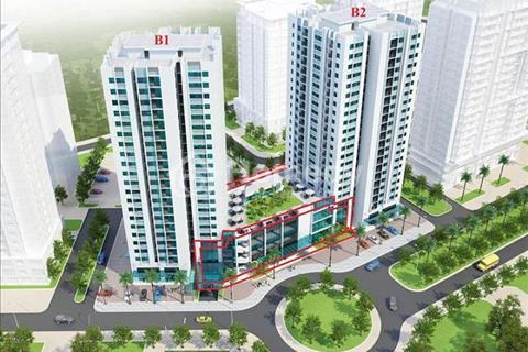 Bán tầng trung tâm thương mại diện tích 217 m2 - 330 m2 - 419 m2 chung cư B1B2 Linh Đàm