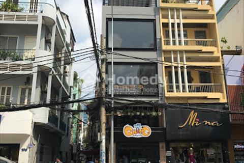 Cho thuê nhà 2 mặt tiền Võ Văn Tần. Diện tích sử dụng: 220 m2