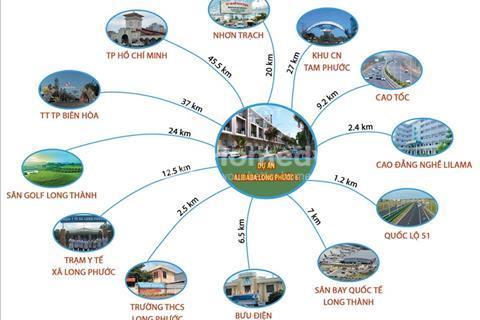 Khu dân cư Alibaba Long Phước 6