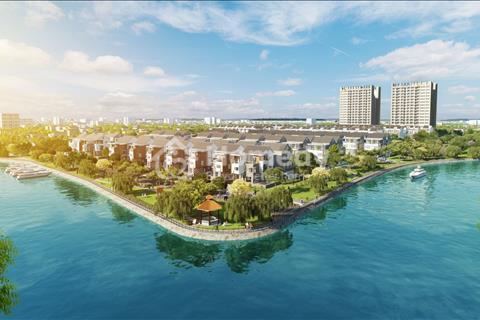Bán biệt thự song lập (7x20) 3 tấm - giáp sông Cầu Kinh, cầu Phú Mỹ