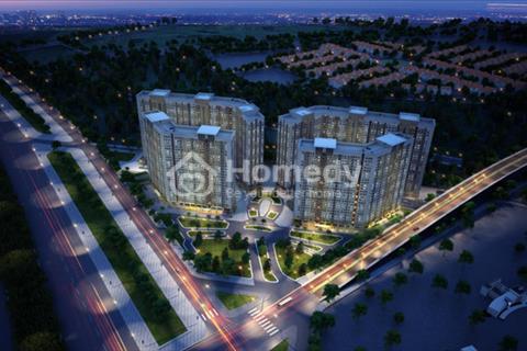 Bán chung cư có khuôn viên diện tích 66 m2 giá 1,07 tỷ, sắp nhận nhà. Full NT, ls 0% trả góp 20 năm