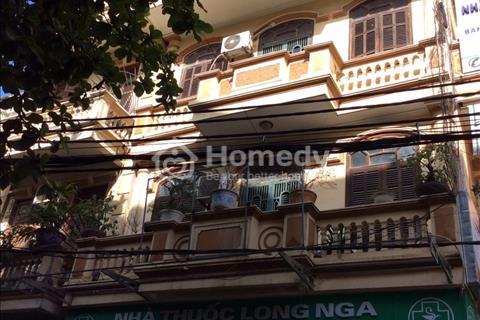 Cho thuê nhà mặt phố Trúc Khê, 100 m2, 4 tầng, làm spa, văn phòng