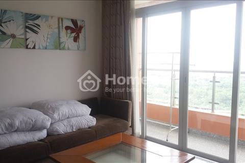 Chung cư cao cấp Dragon Hill, thiết kế 122m2, 3 phòng ngủ, full nội thất đầy đủ, 800 USD/tháng