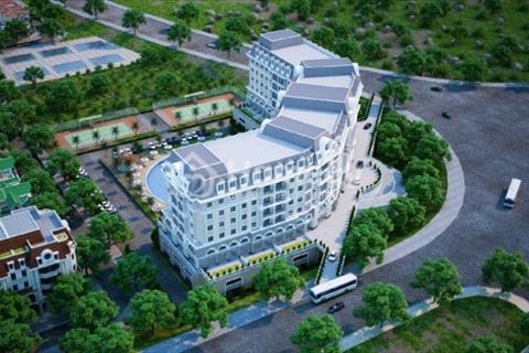 Cần bán lô đất khách sạn, condotel mặt tiền Nguyễn Tất Thành, giá 10tr/m2