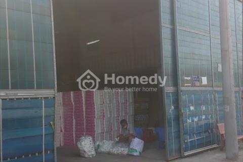 Bán nhà xưởng Hóc Môn, diện tích 977 m2, giá 12 tỷ, sổ hồng riêng, đường 12 m