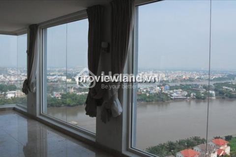 Căn penthouse River Garden bán 3 phòng ngủ 2 tầng 364 m2