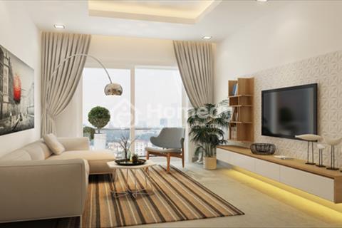 Bán giá rẻ căn hộ TNR The Gold View, 50,38 m2, 1 phòng ngủ 1 wc, nhà hoàn thiện. Giá: 2,45 tỷ