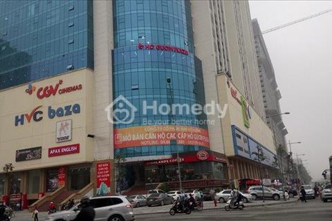 Cho thuê văn phòng tòa nhà Hồ Gươm Plaza, đường Trần Phú, Hà Đông, 200 m2 đến 1.000 m2