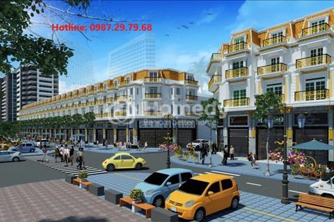 Mở bán đợt 1 nhà phố liền kề Green Park 319 Vĩnh Hưng, Hà Nội