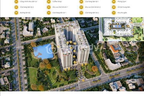 Căn hộ Prosper Plaza 999 triệu/ căn góp 7-9 triệu/ tháng. Vị trí thuận lợi tiện ích đầy đủ