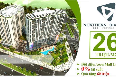 Cơ hội sở hữu căn hộ gần Aeon Mall Long Biên giá từ 2,6 tỷ quà tặng 20/8 tới 100 triệu