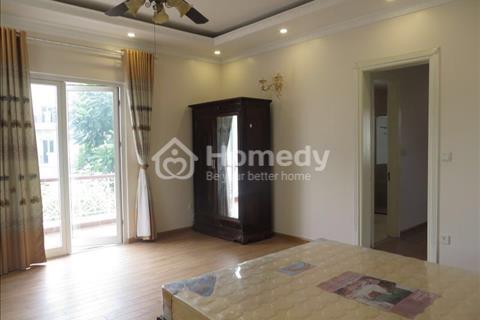 Chính chủ cho thuê biệt thự đơn lập Vinhomes Riverside, Long Biên, Hà Nội diện tích 350 m2