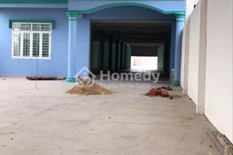 Bán nhà xưởng Hóc Môn giá rẻ, diện tích 1.200 m2, chính chủ