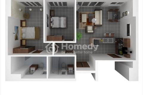 Tôi bán căn hộ 0402 - VP2 chung cư cao cấp bán đảo Linh Đàm