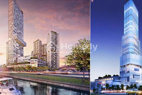 Nhận đặt chỗ Khu phức hợp cao cấp Dragon Riverside City Quận 5 - Không gian xanh - 4 mặt view sông