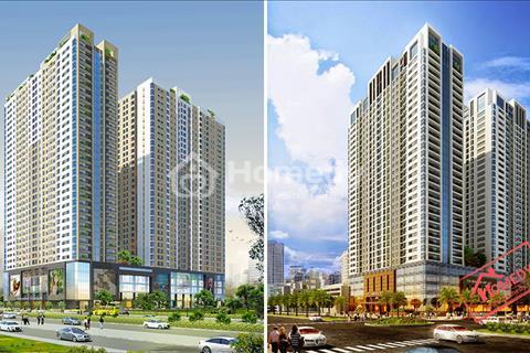 Bán sàn thương mại tòa nhà Gemek Tower nằm ở vị trí giao nhau giữa hai trục đường lớn