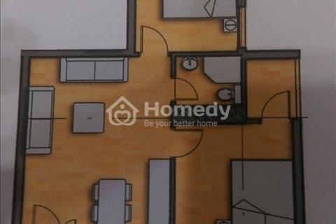 Cho thuê chung cư CT Number One Vân Canh, căn 2504 A2, 50 m2; 2,5 triệu/ tháng