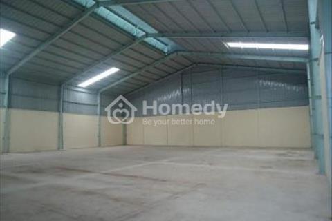 Cho thuê nhà xưởng, kho bãi giá rẻ tại Linh Đàm - Hà Nội
