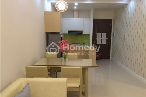 Cho thuê chung cư cao cấp Galaxy 9, quận 4: 70 m2, 2 phòng ngủ, 2 wc. Giá: 900 USD/tháng