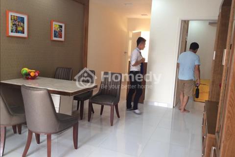 Tầng 1 hướng Nam, Bắc chung cư Hoàng Huy - An Đồng. Diện tích 45 m2, chỉ 519 triệu, tặng nội thất
