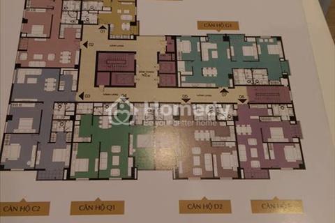 Bán căn hộ cao cấp vị trí đẹp full nội thất cơ bản chủ đầu tư view Hồ Tây