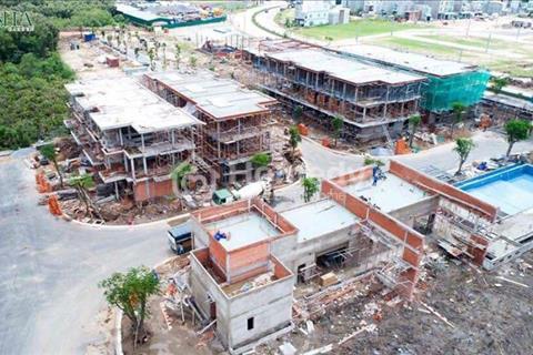 Khang Điền mở bán nhà phố 1 trệt 2 lầu Rosita, giá chỉ từ 3,3 tỷ/căn, khu compound an ninh 24/7