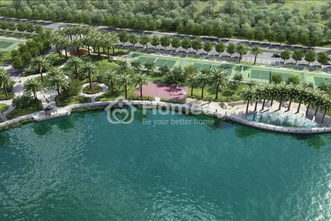 Cần bán 2 căn liền 102 m2 view hồ duy nhất tại Vinhomes Riverside The Harmony không có căn thứ 2