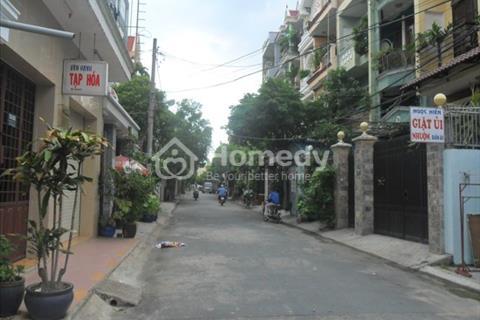 Nhà 2 tấm, diện tích 72 m2, 1672/3 đường  Bà Hom, Bình Tân, giá 1,28 tỷ