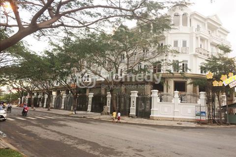Cho thuê nhà phố Nguyễn Thị Thập, mặt tiền đường số 1 khu dân cư Cityland quận 7