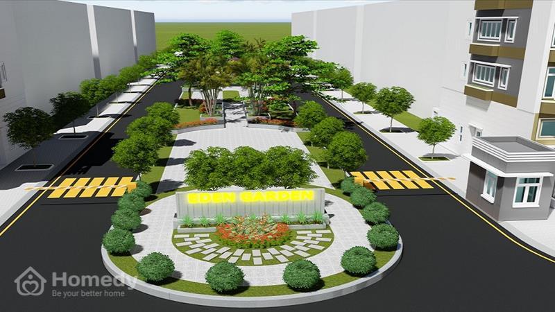Dự án Khu dân cư Eden Garden TP Hồ Chí Minh - ảnh giới thiệu