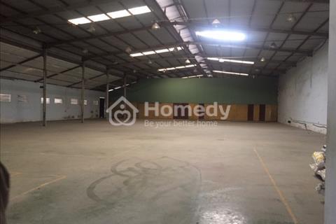 Cho thuê kho xưởng diện tích 1.200 m2 khu công nghiệp Phú Thị Gia Lâm Hà Nội. Công ty Gia An