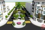 Dự án Eden garden quận Bình Tân quy mô hơn 100 nền đất nhà phố, biệt thự, 100% các vị trí đất đối diện với công viên cây xanh, khu vui chơi trẻ em, phần lớn diện tích dự án là công viên, tạo nên một khu đô thị có môi trường sống xanh đẳng cấp, không khí trong lành và quy hoạch đồng bộ.
