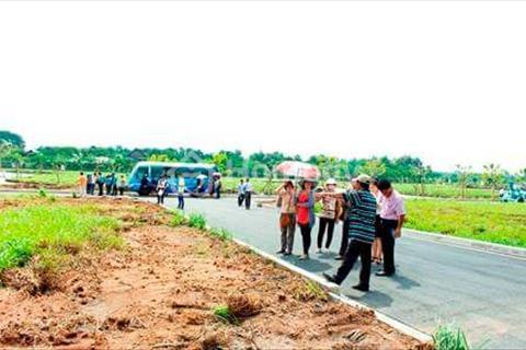 Bán đất mặt tiền Trường Lưu chính chủ gần chợ Long Trường