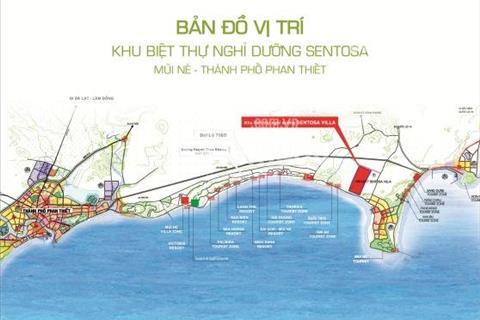 Đất nền biệt thự Mũi Né Phan Thiết giá chỉ từ 4,5 triệu/m2, chủ đầu tư Hưng Thịnh