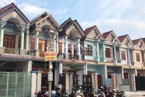 Bán nhà mặt phố mới xây tiền đường Lê Văn Tiên Dĩ An