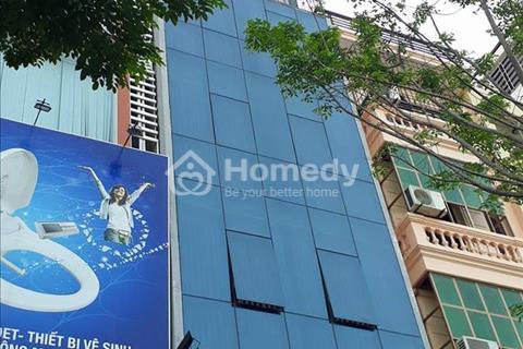 Cho thuê nhà phố Nguyễn Hoàng - Dương Khuê 7 tầng 50 m2 có thang máy, thông sàn