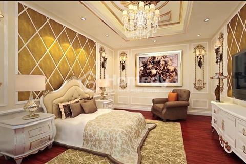 Ra mắt 8 sàn đẹp nhất tòa Sapphire 4 chung cư Goldmark City 27 triệu/ m2