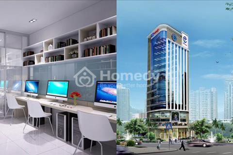 Cho thuê văn phòng tại tòa nhà C.T Plaza Phố Wall – 22 Võ Văn Kiệt, quận 1, giá 567 ngàn/m2